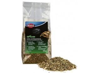 Травяная смесь для молодых черепах 160гр Trixie 76278