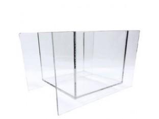 Аквариум Кубик для рыб 1,8л/20x13x15см