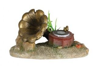Декорация для аквариума Грамофон Trixie 88238 18см