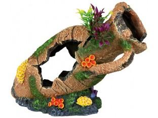 Декорация для аквариума разбитая амфора Trixie 87958
