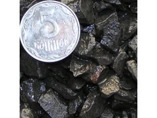 Грунт для аквариума базальт черный средний 5-10мм 10 кг