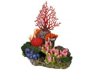 Коралловый риф с функцией выпуска воздуха Trixie 8708 29 cм.