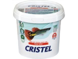 Корм для мелких рыб Cristel Base mini 1л 400гр