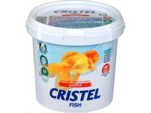 Корм для золотых рыбок Cristel Goldfish 1л 250гр