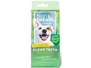 001008 TropiClean Fresh Breath гель для чистки зубов собак 118мл