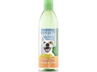 001558 TropiClean Fresh Breath добавка в воду с омега-3 и омега-6 475мл