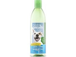 001862 TropiClean Fresh Breath добавка в воду с пребиотиком 475мл