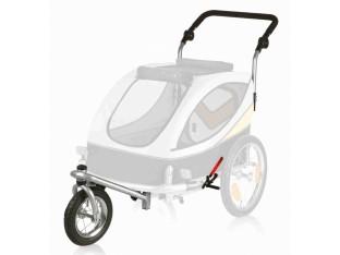 Комплект аксессуаров для велоприцепа 12805 Trixie 12806