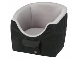 Транспортировочная сумка для собак в авто 45x39x42см Trixie 13176