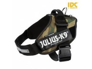 Шлея тренировочная для собак Julius-K9 IDC 58-76см/40мм Trixie 14844