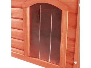 Дверца пластиковая для будки (Classic 39553, 39563) 34x52см Trixie 39573