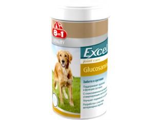 8 in 1 Excel Glucosamine витамины для суставов собак (таблетки) 110 тб