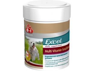 8 in 1 Excel Multi Vitamin Small Breed витамины для собак мелких пород 70 тб