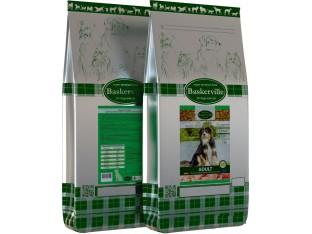 Baskerville Adult (Баскервиль) сухой корм для взрослых собак 20 кг