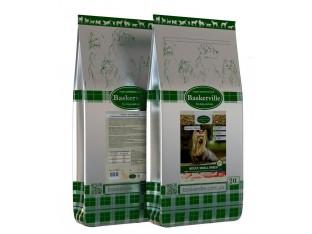Baskerville Adult Small Breed (Баскервиль) для взрослых собак мелких пород 20 кг