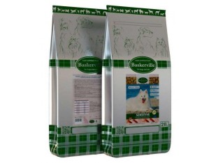 Baskerville Sensitive (Баскервиль) для собак с чувствительным пищеварением 20 кг