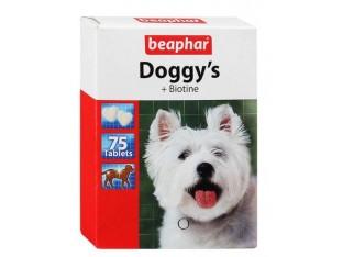 Beaphar Doggy′s +Biotine кормовая добавка с биотином для собак 75