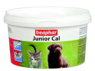 Beaphar Junior Cal кормовая добавка для щенков 200 гр.