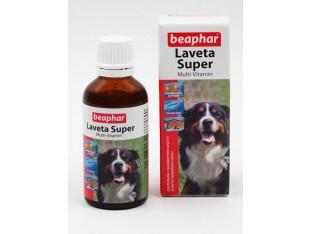Beaphar Laveta Super для борьбы с выпадением шерсти у собак 50 мл