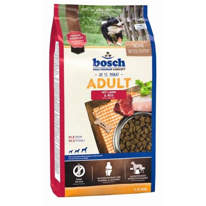 Bosch Adult Lamb & Rice 15 кг.