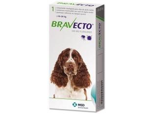Bravecto (Бравекто) таблетки от блох и клещей для собак весом 10-20кг