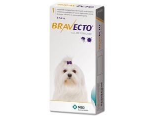 Bravecto (Бравекто) таблетки от блох и клещей для собак весом 2-4,5кг