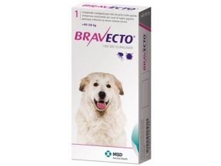 Bravecto (Бравекто) таблетки от блох и клещей для собак весом 40-56кг