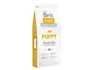 Brit Care Puppy Lamb & Rice с ягненком и рисом для щенков 3 кг