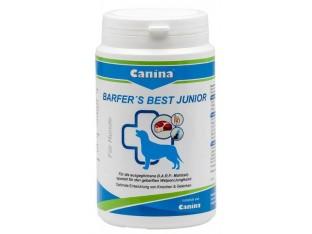 Canina Barfer's Best Junior витаминно-минеральный комплекс для щенков при натуральном кормлении 350 гр