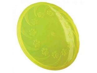 Диск-фризби резиновый для собак Trixie 33505 18 см