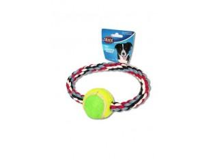 Грейфер с теннисным мячом для собак Trixie 3266