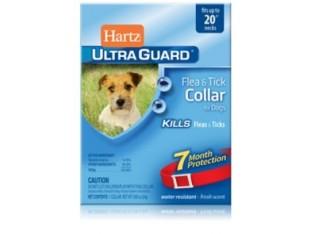 Hartz (Харц) Ultra Guard ошейник от блох и клещей для собак 50см H91581