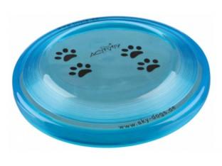 Игрушка для собак Диск фризби Trixie 33562 23 см