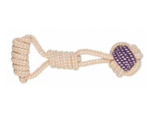 Игрушка для собак верёвочная плетёная 6см/23см Trixie 32813