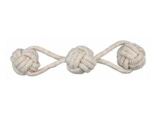 Игрушка для собак верёвочная плетёная 8см/37см Trixie 32645