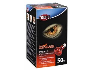 Инфракрасная лампа для террариума Trixie 76095 50W 63x100мм