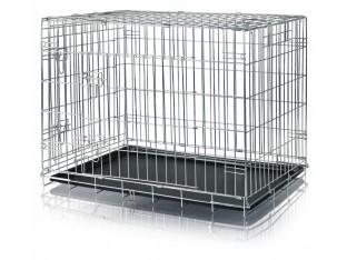Клетка для собак Trixie Home Kennel 3922 64x54x48см