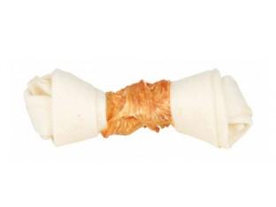 Косточки жевательные с курицей Denta Fun Trixie 31321 5см/70гр/5шт