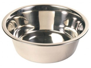 Металлическая миска для собак Trixie 24840 0,2л/10см