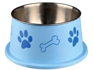 Миска глубокая (металл) для собак Trixie 25247