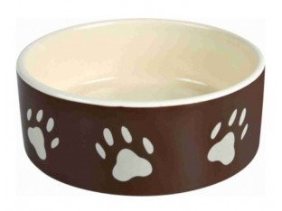 Миска керамическая для собак Trixie 24531 0,3л/12см