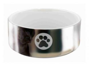 Миска керамическая для собак Trixie 25083 0,3л/12см