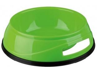 Миска пластиковая на резинке для собак Trixie 24950 0,3л/12см