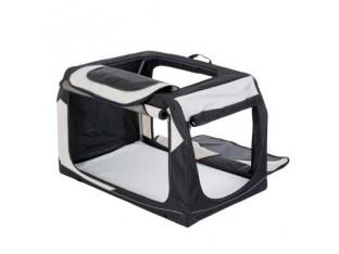 Мобильная конура для собак Trixie Vario 39721 61x43x46см