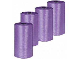 Одноразовые пакеты для уборки за собаками с ароматом лаванды Trixie 22839