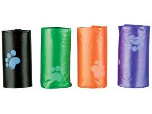 Одноразовые пакеты для уборки за собаками Trixie 22836