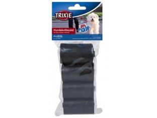 Одноразовые пакеты для уборки за собаками Trixie 2332