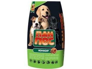 Пан Пес Юниор корм для щенков всех пород 10 кг