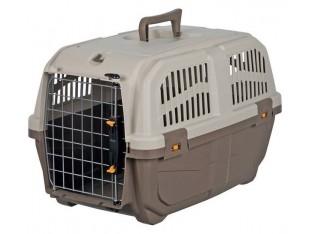 Переноска для собак Skudo Trixie 39736 35x36x55см/18кг
