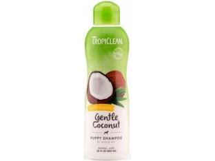 TropiClean Gentle Coconut шампунь для щенков 3,8 л